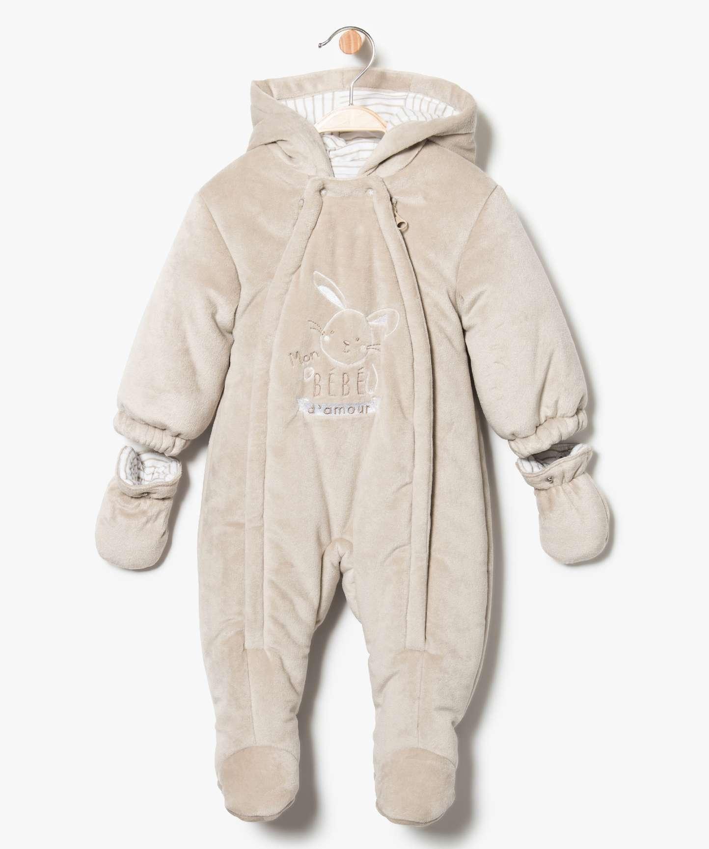 f71bbdaecaba1 Combinaison pilote bébé   un vêtement chaud indispensable